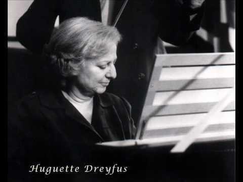 Huguette Dreyfus Huguette Dreyfus Concerto Pour Clavecin En R Mineur BWV