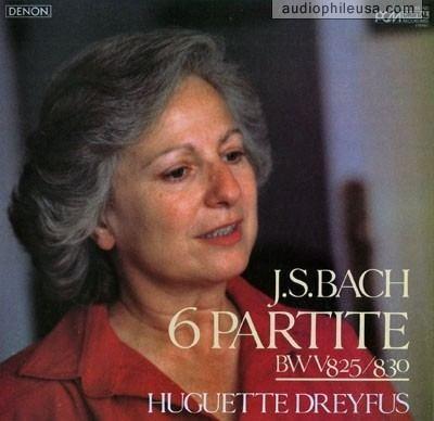 Huguette Dreyfus HUGUETTE DREYFUS 68 vinyl records amp CDs found on CDandLP