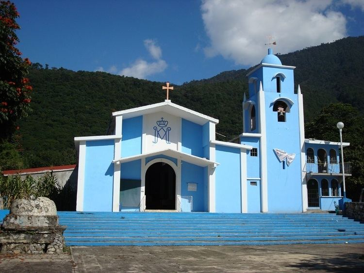 Huiloapan de Cuauhtémoc Inmaculada Concepcin de Mara Huiloapan de Cuahutemoc Ver