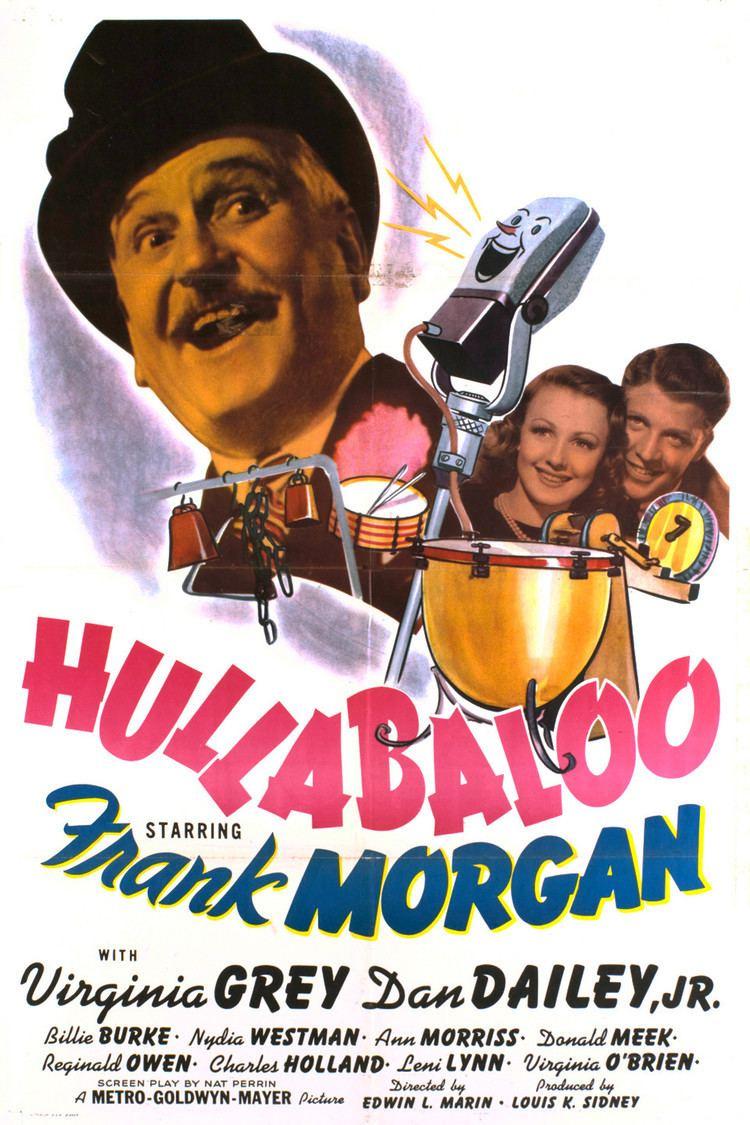 Hullabaloo (film) wwwgstaticcomtvthumbmovieposters59187p59187