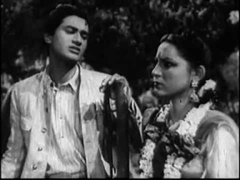 Hum Ek Hain movie scenes Hum Ek Hain 1946 Scenes from Dev Anands First Film