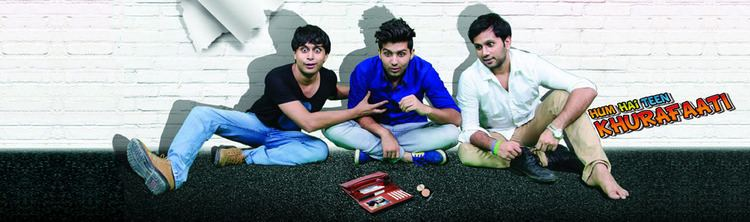 Hum Hai Teen Khurafaati 2014 Box Office Bollywood Hungama