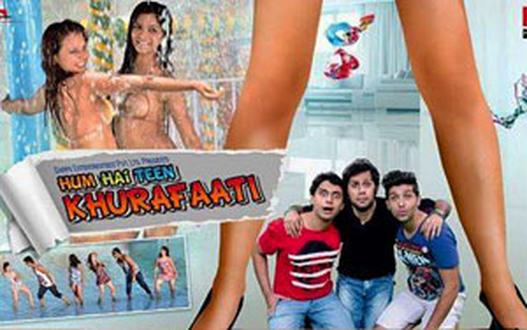 Hum Hai Teen Khurafaati Reviews Cast Box Office Collection