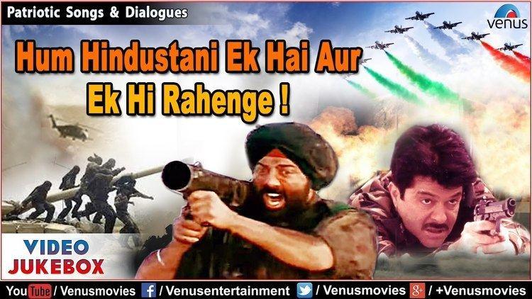 Hum Hindustani Ek Hai Aur Ek Hi Rahenge Popular Patriotic Songs