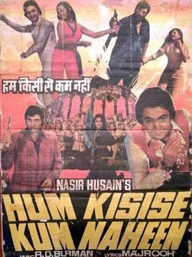Hum Kisise Kum Naheen movie poster