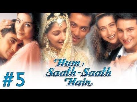 Hum Saath Saath Hai Full Movie Part 516 Salman Khan Sonali