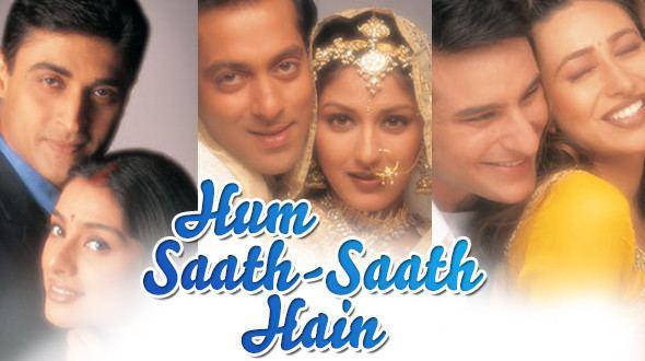HUM SAATH SAATH HAIN Reviews Movie Reviews Trailer Songs