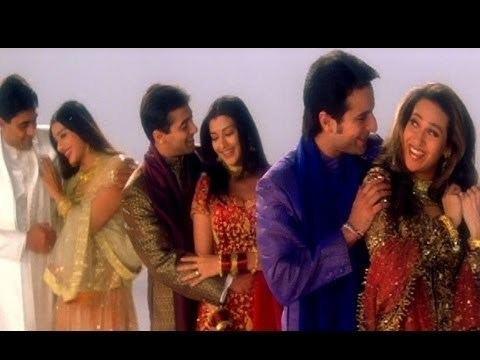 Hum Saath Saath Hain Title Song Salman Khan Saif Ali Khan