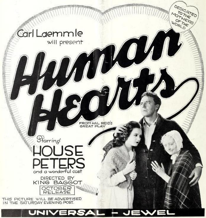 Human Hearts (film) FileHuman Hearts 1922 Ad 2jpg Wikimedia Commons