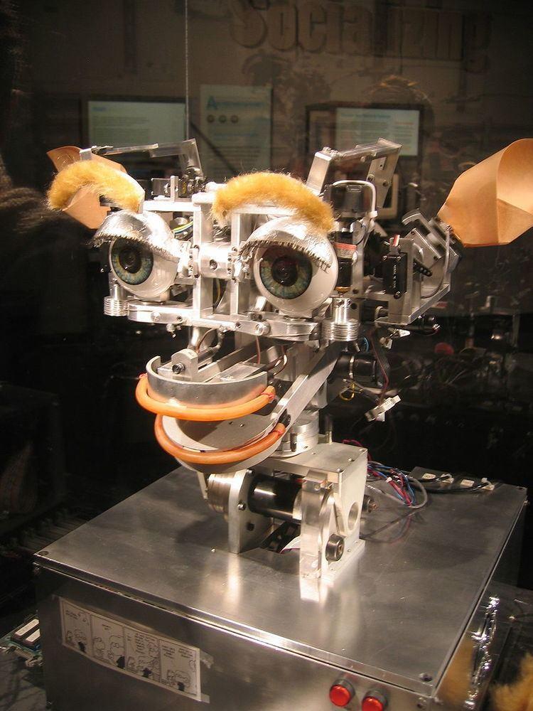 Human–robot interaction
