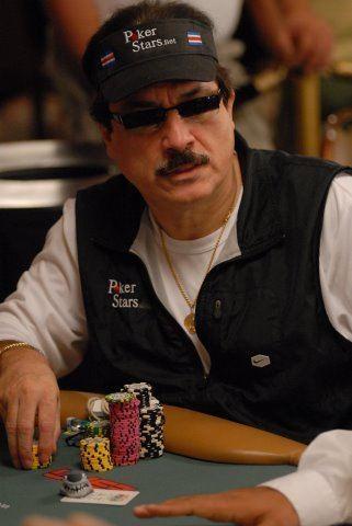 Humberto Brenes WSOP Main Event Humberto Brenes The Shark Smells Blood