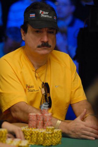 Humberto Brenes Saving the sharks PokerStarsBlogcom