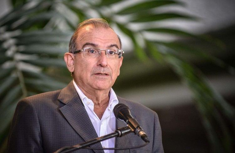 Humberto De la Calle Las FARC faltan a la verdad Humberto de la Calle