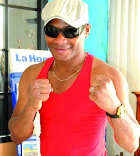 Humberto Toledo Humberto Toledo Podra ser su ltima pelea Deportes La Hora