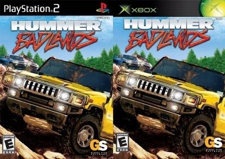 Hummer Badlands HUMMER Badlands Game Debuts for PlayStation Xbox Systems