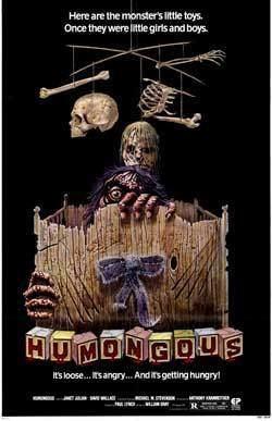 Humongous (1982 film) Film Review Humongous 1982 HNN