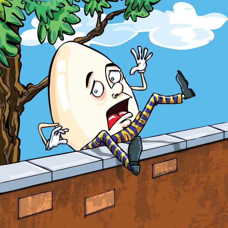 Humpty Dumpty Humpty Dumpty My Storybook