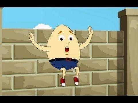 Humpty Dumpty Humpty Dumpty Nursery Rhyme Ep 3 YouTube