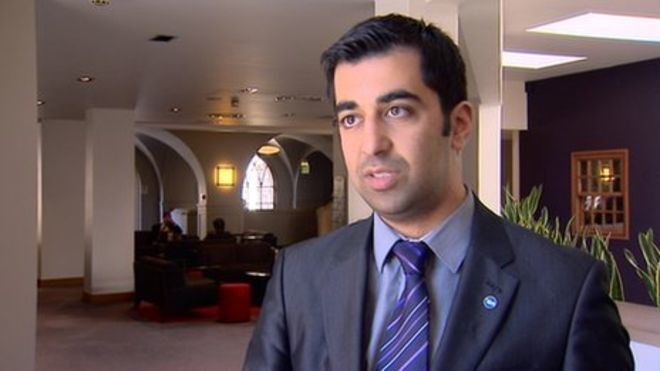 Humza Yousaf Humza Yousaf criticises UK immigration policies BBC News