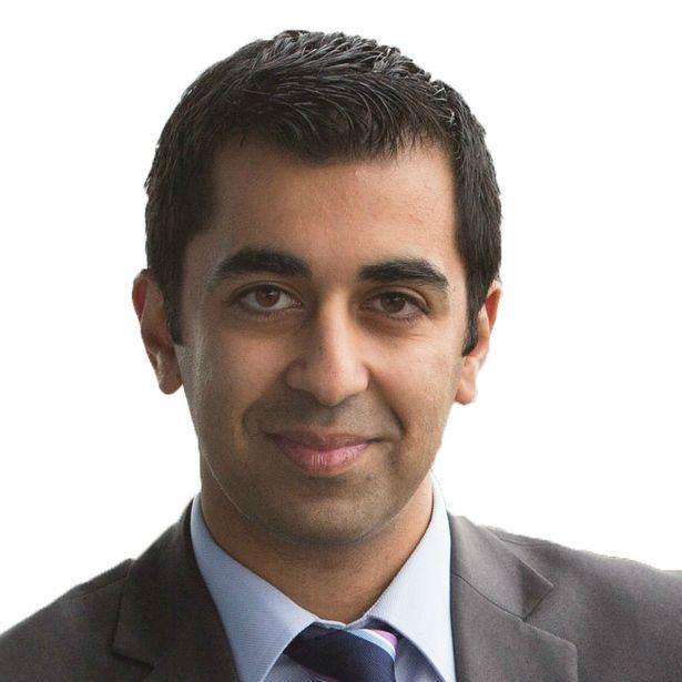 Humza Yousaf Scots UKIP MEP facing calls to quit after comparing SNP