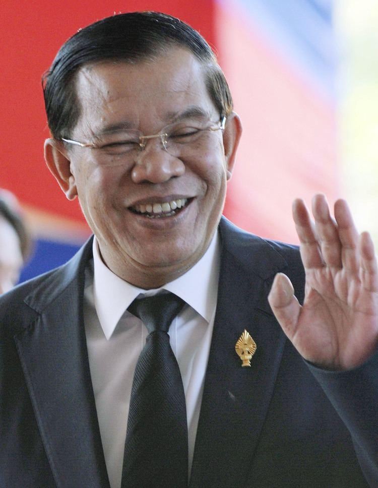 Hun Sen Hun Sen The Japan Times