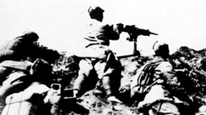 Hundred Regiments Offensive Victory Day of AntiJapanese Aggression WarCCTVcom English