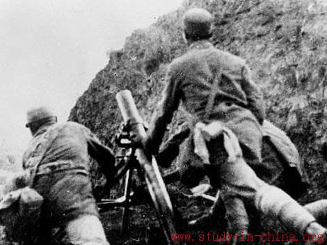 Hundred Regiments Offensive Hundred Regiments Offensive Study In China