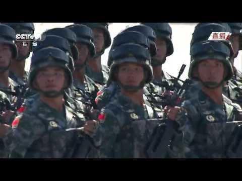 Hundred Regiments Offensive Sep 3rd Parade Commemorative Formation of the HundredRegiment