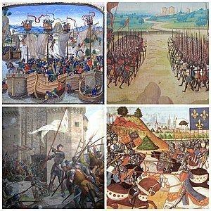 Hundred Years' War httpsuploadwikimediaorgwikipediacommonsthu