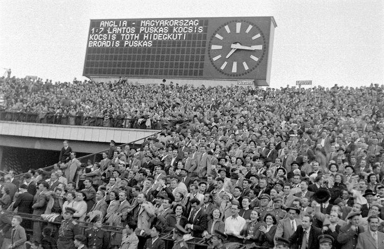 Hungary 7–1 England (1954 association football friendly)