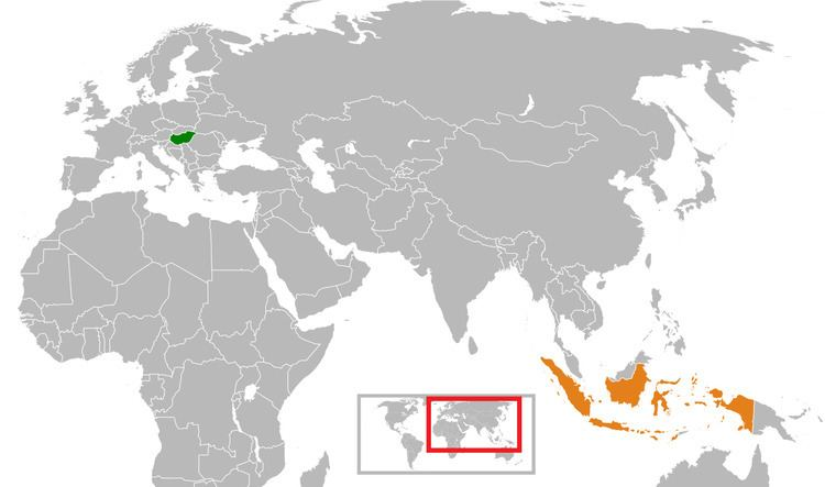 Hungary–Indonesia relations