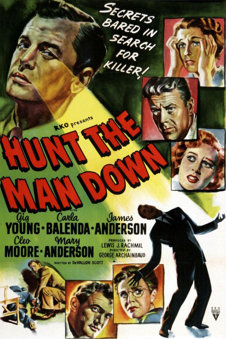 Hunt the Man Down wwwgstaticcomtvthumbmovieposters40884p40884