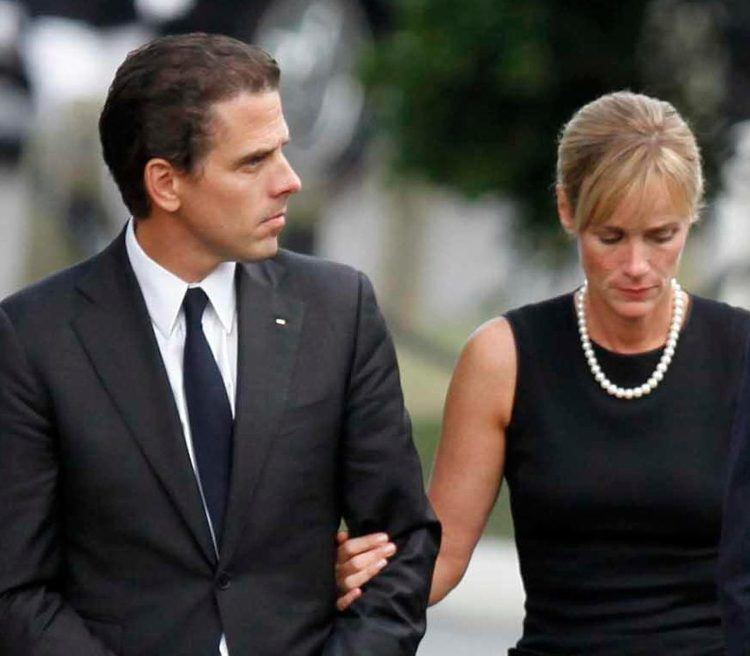 Hunter Biden Former Vice President Joe Bidens son Hunter is having an affair