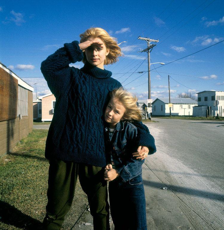 Hunter Carson Nastassja Kinski actress and Hunter Carson actor Archive