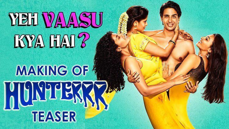 Hunterrr 2015 Teaser of the Making Gulshan Devaiah Radhika
