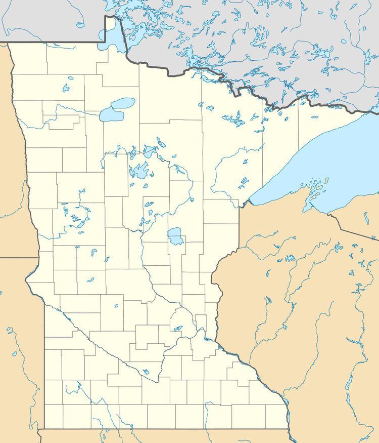 Huntly Township, Marshall County, Minnesota