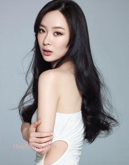 Huo Siyan Beautiful Chinese actress Huo Siyan China Entertainment