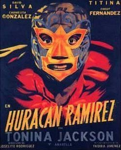 Huracan Ramirez (film) movie poster