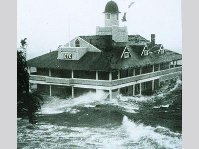 Hurricane Carol Hurricanes Science and Society 1954 Hurricane Carol