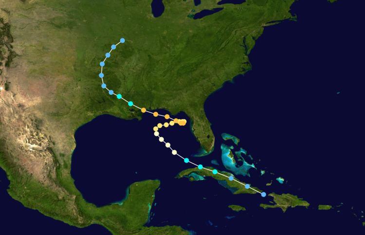 Hurricane Elena Hurricane Elena Simple English Wikipedia the free encyclopedia