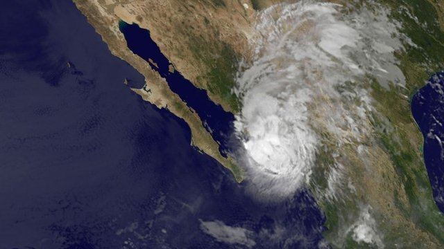 Hurricane Manuel Hurricane Manuel makes landfall in northwest Mexico Natural