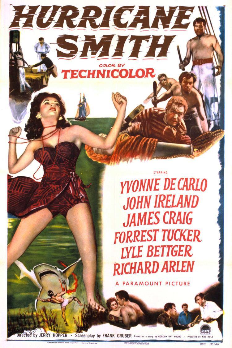 Hurricane Smith (1952 film) wwwgstaticcomtvthumbmovieposters38819p38819