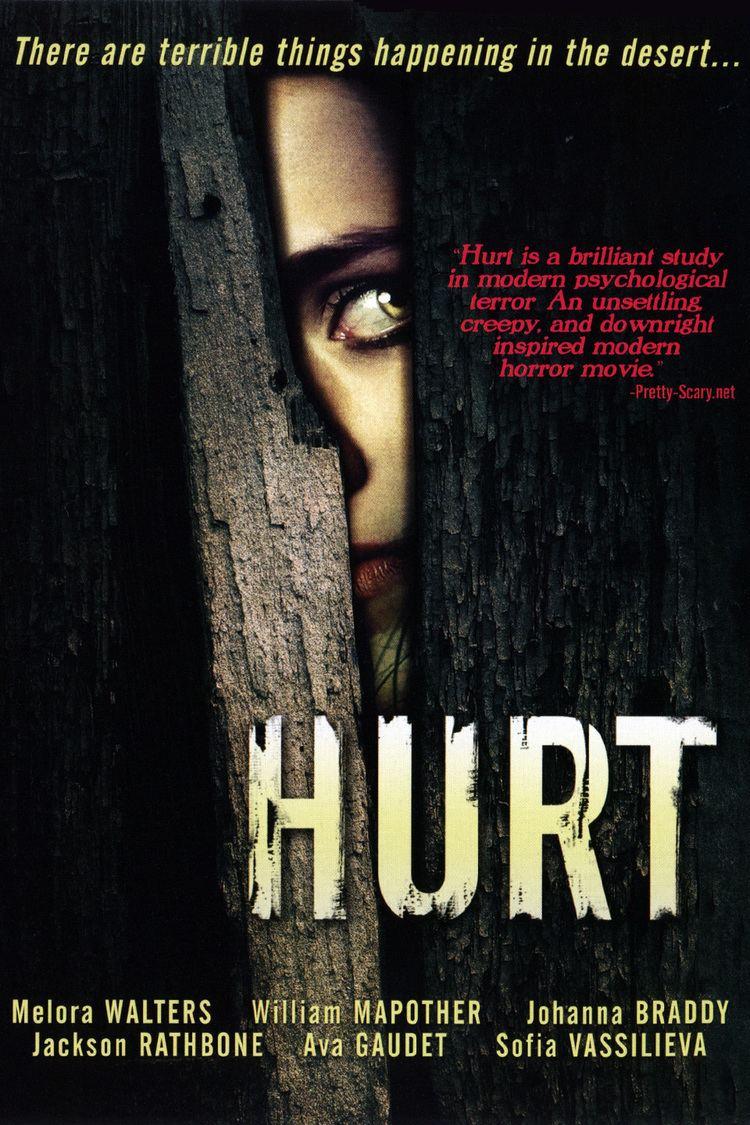 Hurt (2009 film) wwwgstaticcomtvthumbdvdboxart8671692p867169