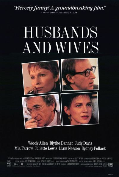 Husbands and Wives Husbands and Wives Movie Review 1992 Roger Ebert