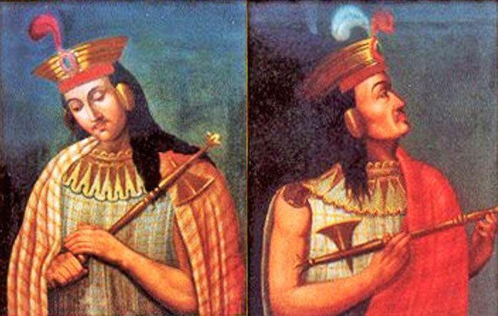 Huáscar La Guerra de los Dos Hermanos Divisin y Cada del Imperio Inca