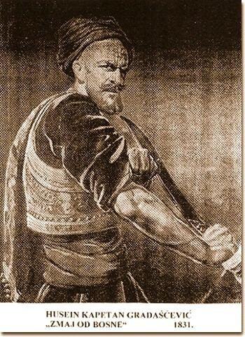 Husein Gradaščević Huseinkapetan Gradaevi Wikiwand