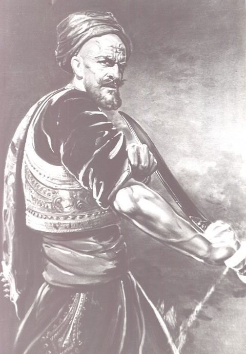 Husein Gradaščević Huseinkapetan Gradascevic vs Milos Obrenovic