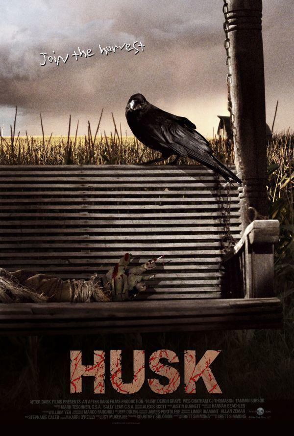 Husk (film) New poster art for After Dark Originals HUSK GeekTyrant