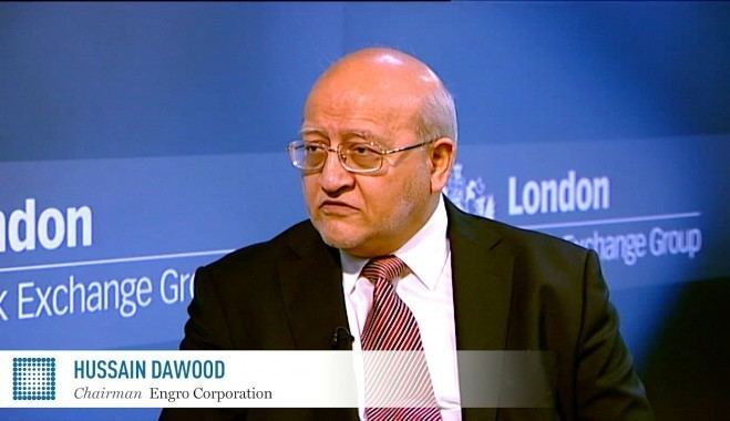 Hussain Dawood Engro Corporation on the challenges Pakistan faces World