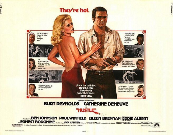 Hustle (1975 film) Hustle 1975